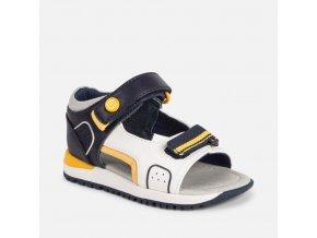 Mayoral chlapecké sandály modré 41080