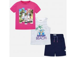 Mayoral chlapecký Miami beach set 3609