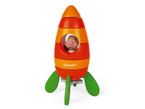 J08250 Janod Magneticka raketa Zajac 3