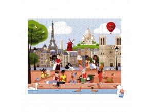 J02674 Janod puzzle pariz 200 ks 01