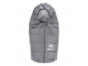 sp1300s175 picci footmuff freeze piuma grey