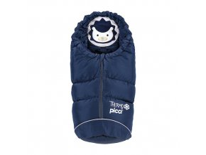 sp1100s38 picci footmuff thermo small blu navy