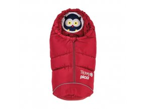sp1100s39 picci footmuff thermo small red