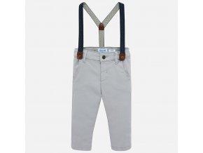 Mayoral chlapecké kalhoty se šlemi 2532