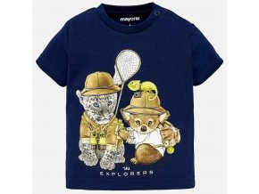 Mayoral chlapecké tričko s krátkým rukávem 1019