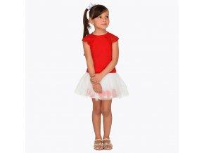 Mayoral dívčí tričko a sukýnka set 3955