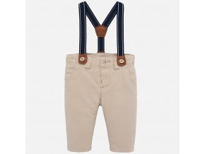 Mayoral chlapecké kalhoty se šlemi 2517