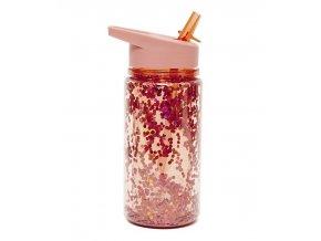 drinking bottle glitter peach blossom db11 2 (1)