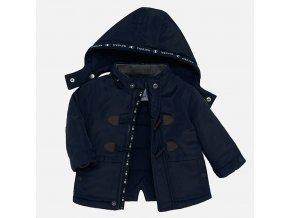 Mayoral chlapecká kabát nautical s kapucí 2452_091