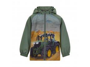 Minymo chlapecká softshellová bunda 631091 - 9806