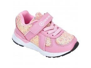 Color Kids dětské dívčí botasky 760021 - 5290