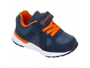 Color Kids dětské chlapecké botasky 760021 - 7721