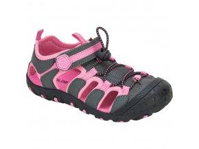 Color Kids dívčí outdoorové sandály 760023 - 5290