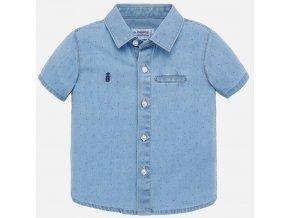 Mayoral chlapecká džínová košile 1156_005