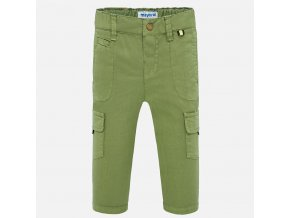 Mayoral chlapecké kalhoty s kapsami 1553_051