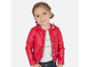 Mayoral dívčí bunda s volánky 3464_020