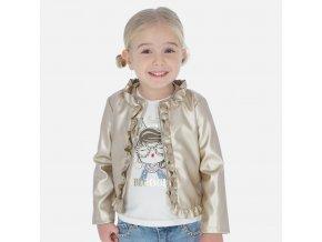 Mayoral dívčí bunda s volánky 3464_019