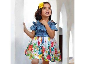 Mayoral dívčí šaty 3956_005