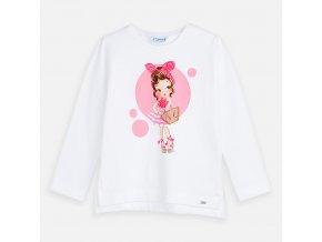 Mayoral dívčí tričko 03021-081