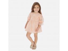 Mayoral dívčí šaty 03918-082