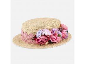 Mayoral dívčí klobouk 10815-024