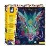 J07904 Janod mozaika fantasticke zvierata kreativna sada maxi 01