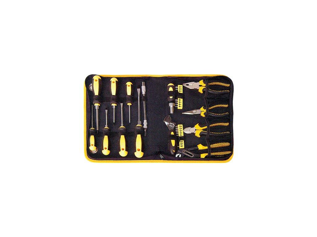 Strend Pro  YF60020 Sada nářadí 34 dílná, nylonové pouzdro