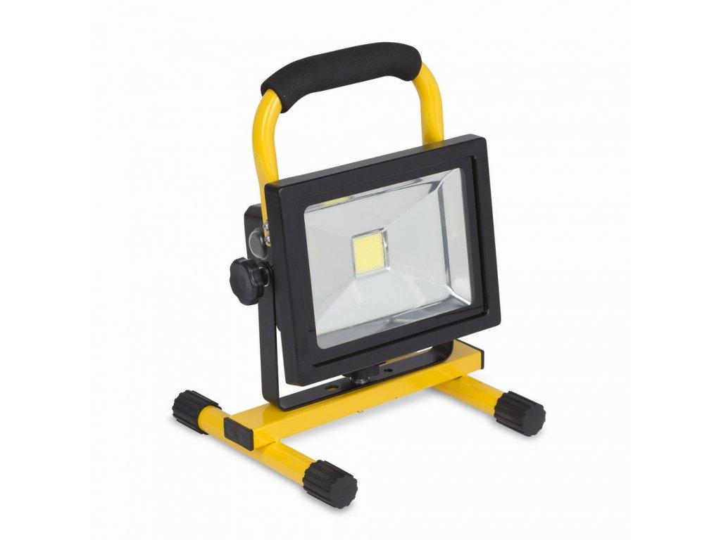 PowerPlus POWLI236 LED prostorové světlo 20W, nabíjecí, 1x 6 000 mAh/7,4V Li-Ion,nabíječka