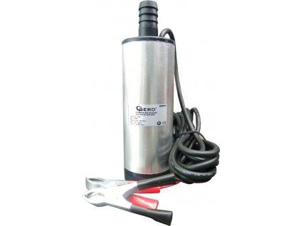Geko G00941 Mini čerpadlo na naftu 24V, 60W, 25l/min