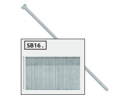 FN1664 Hřebíčky SB16-64mm pozink