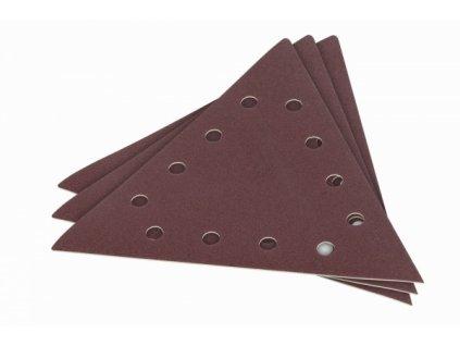 Kreator KRT232506 5x Trojúhelníkový brusný papír 3x285 - G100