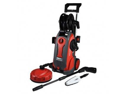 Worcraft HC21-110S, 2100W, Elektrická vysokotlaková myčka,165 bar,indukční motor,2x kartáč