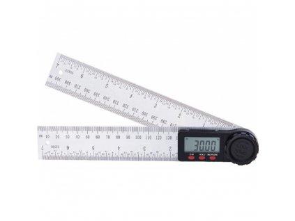 Strend Pro 2211478 Digitální úhlové pravítko 2v1, 2x 200mm