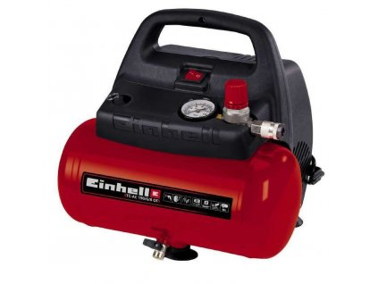 Einhell Classic TH-AC 190/6 OF Kompresor bezolejový 1 100W, 8bar, vzdušník 6l