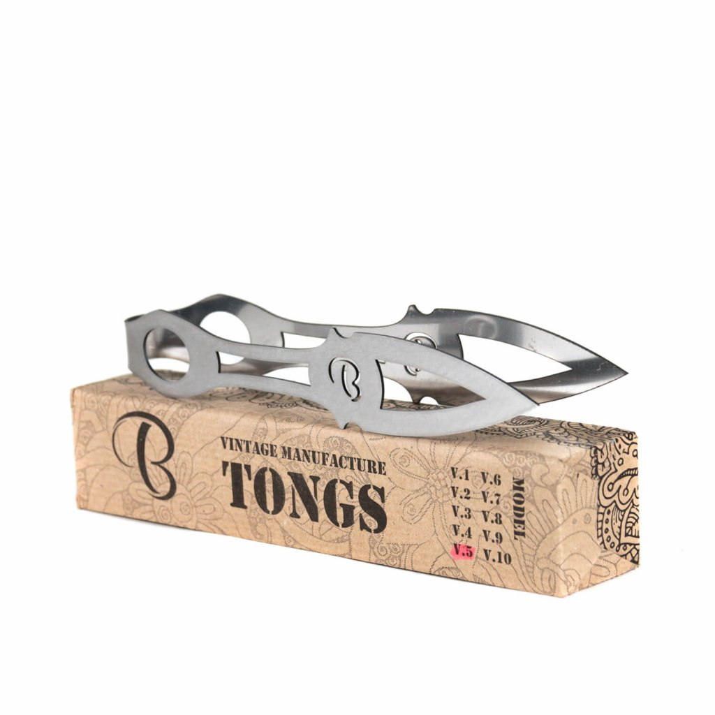tongs v5 box