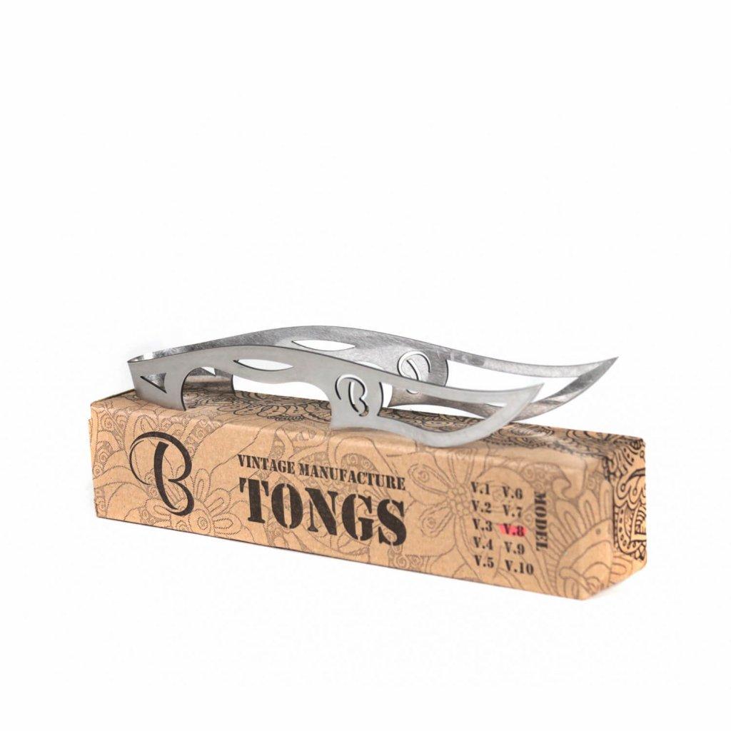 tongs v8 box