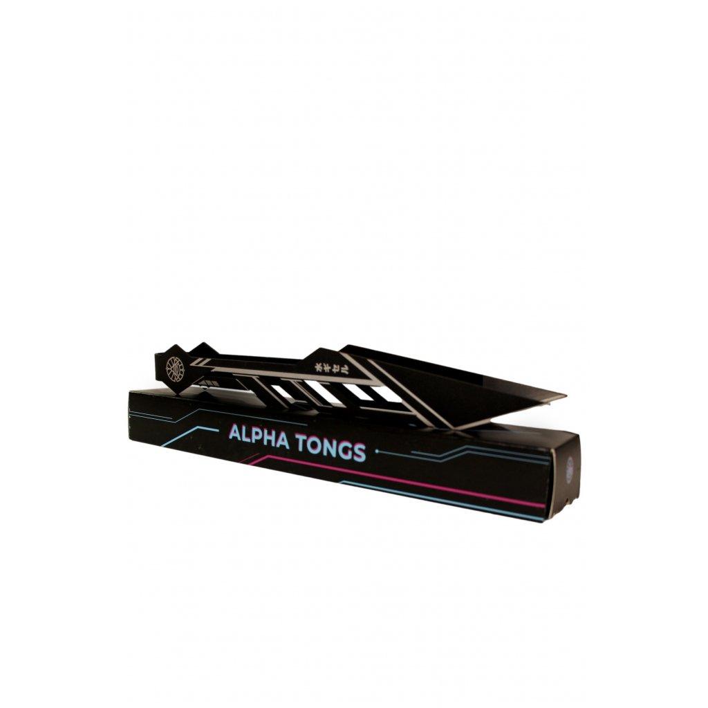 Kleště Alpha Hookah