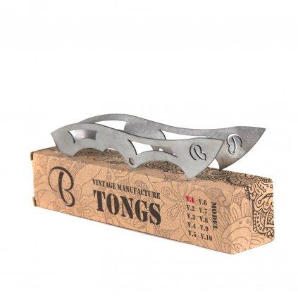 tongs v1 box