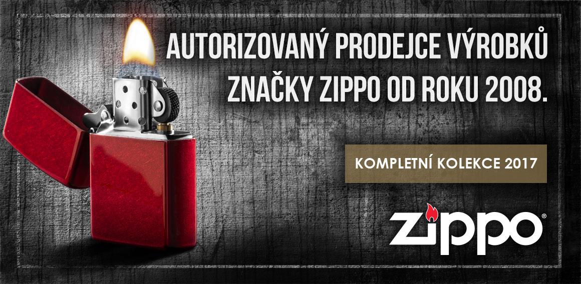 Zippo kolekce 2017