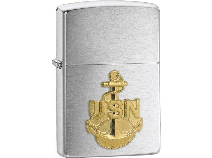 Zapalovač Zippo 21015 U.S. Navy