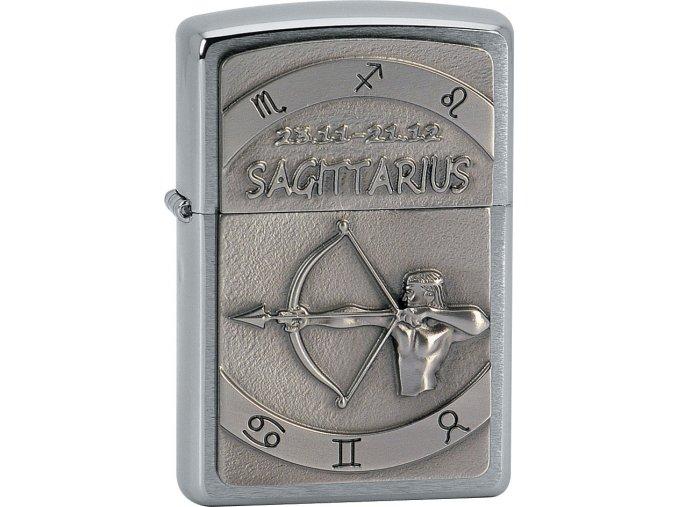 Zapalovač Zippo 21614 Sagittarius Emblem