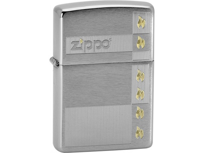 Zapalovač Zippo 21741 Zippo and Flames