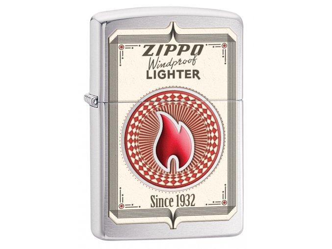 Zapalovač Zippo 21816 Zippo Trading Cards