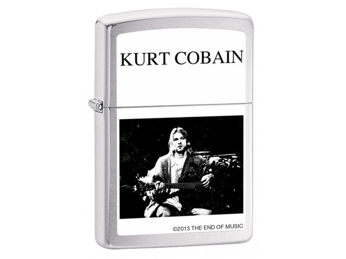 Zapalovač Zippo 21824 Kurt Cobain