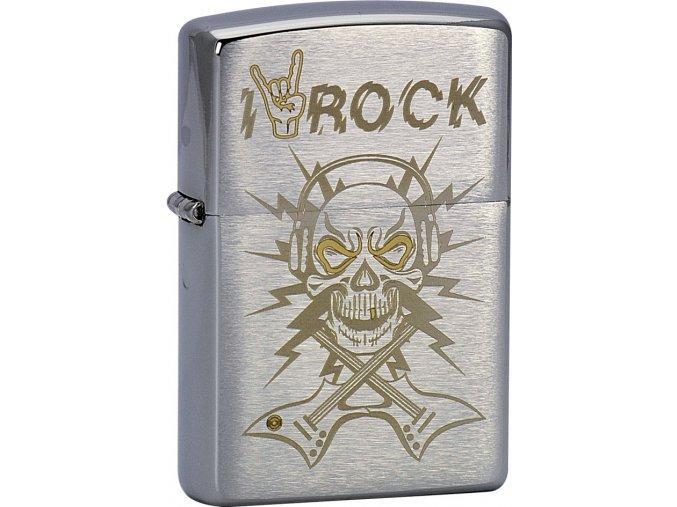 Zapalovač Zippo 21860 Skull Rock