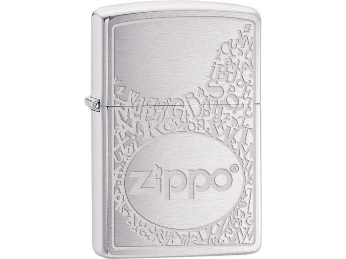 Zapalovač Zippo 21873 Zippo ABCs