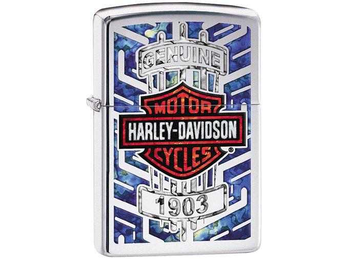 Zapalovač Zippo 22007 Harley-Davidson®