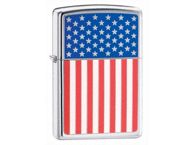 Zapalovač Zippo 22355 American Flag