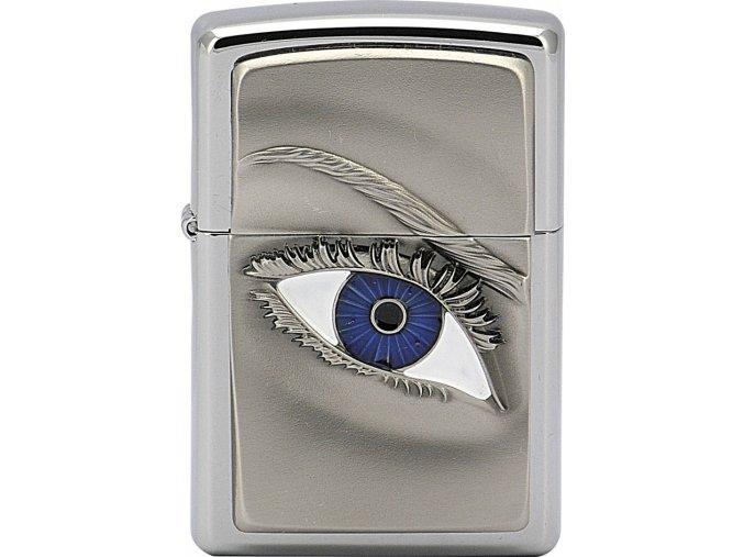 Zapalovač Zippo 22896 Woman Eye Emblem
