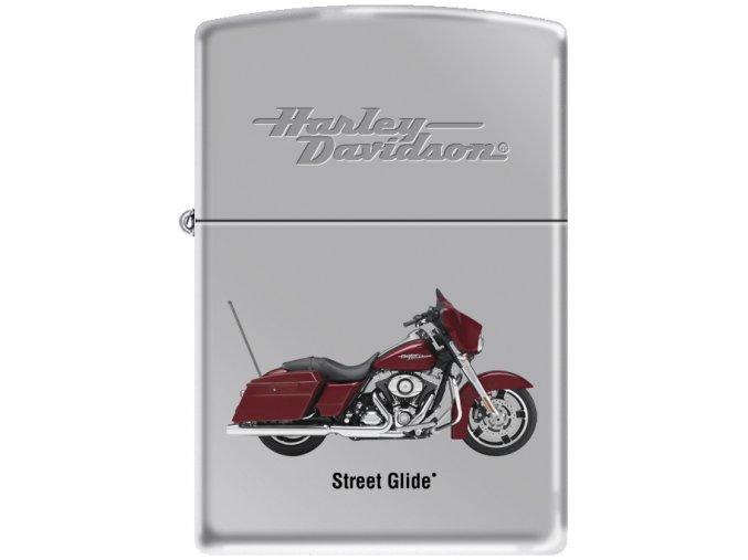 Zapalovač Zippo 22946 Harley-Davidson® Street Glide